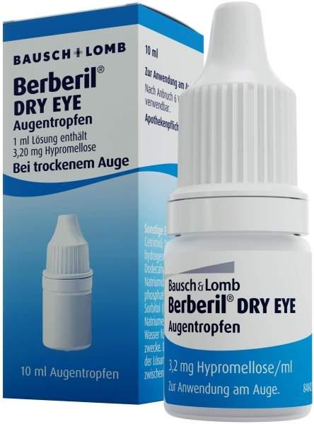Berberil Dry Eye 10 ml Augentropfen