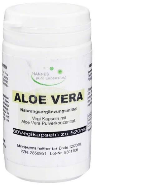 Aloe Vera 200:1 Kapseln