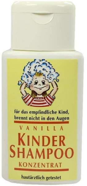Vanilla Kindershampoo Floracell 100 ml
