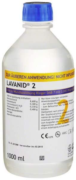 Lavanid 2 1000 ml