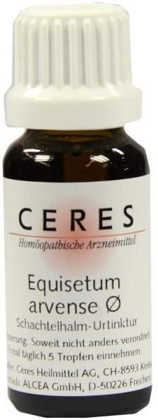 Ceres Equisetum Arvense Urtinktur 20ml