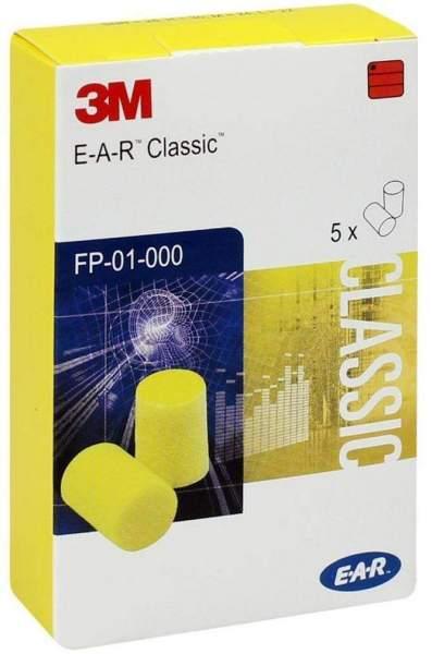 Ear Classic Gehörschutzstöpsel 10 Stück