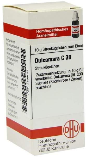 Dhu Dulcamara C30 10 G Globuli
