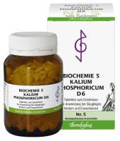 Biochemie Nr.5 Kalium phosphoricum D6 500Tabletten