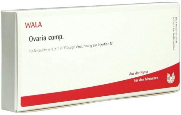 Ovaria Comp. Ampullen 10 X 1 ml