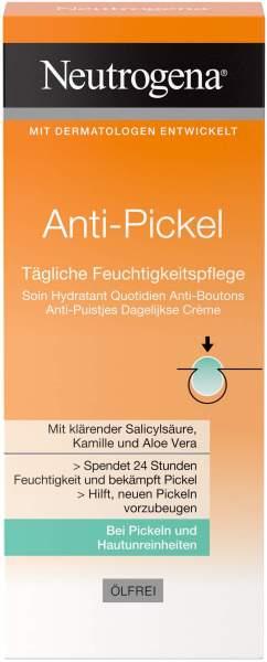 Neutrogena Anti-Pickel Tägliche Feuchtigkeitspflege 50 ml