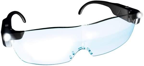 LED-Lupenbrille 300 % plus Blaulichtfilter