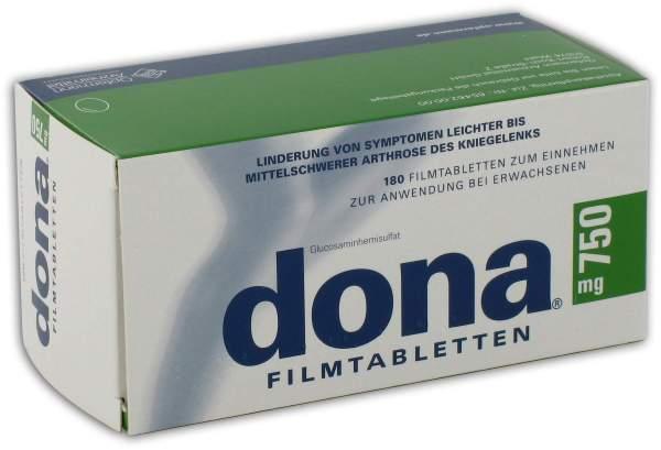 Dona 750 mg 180 Filmtabletten
