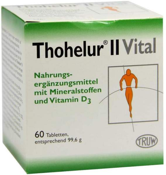 Thohelur II Vital Tabletten