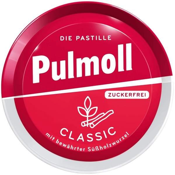 Pulmoll Pastillen Classic zuckerfrei 75 g