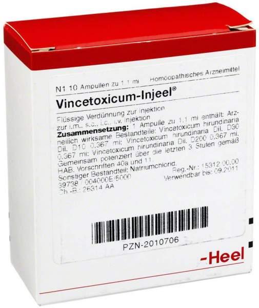 Vincetoxicum Injeele