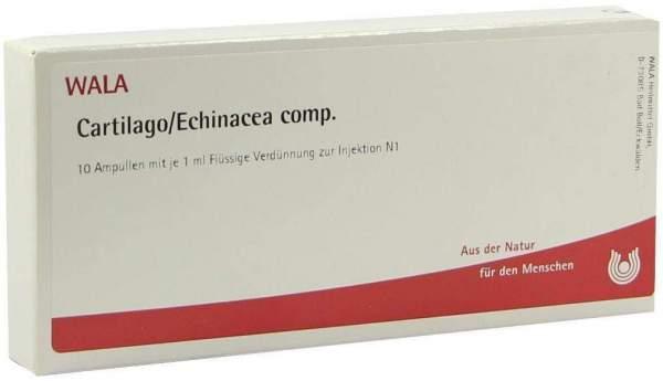Wala Cartilago Echinacea Comp. Ampullen