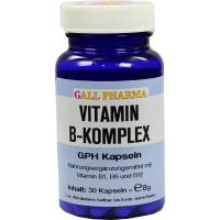 Vitamin B Komplex Gph 30 Kapseln
