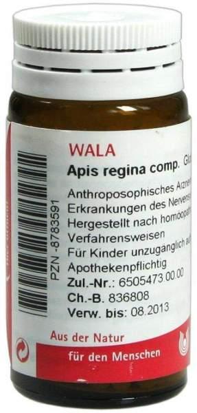 Wala Apis Regina Comp. 20 G Globuli