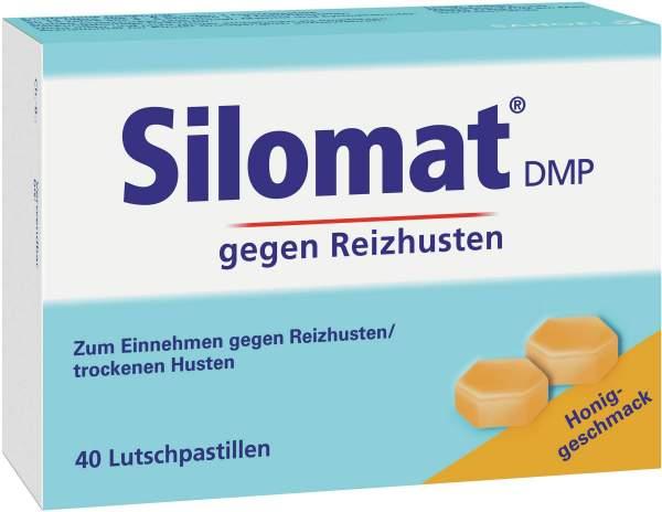 Silomat DMP gegen Reizhusten - 40 Pastillen mit Honig