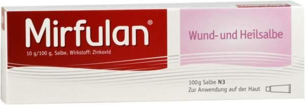 Mirfulan Wund- und Heilsalbe 100 g Salbe