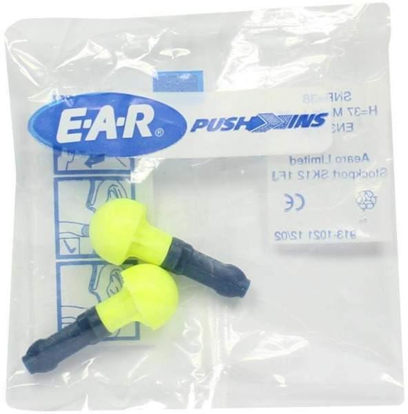 Ear Push Ins Gehörschutzstöpsel
