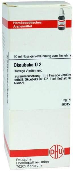 Dhu Okoubaka D2 50 ml Dilution