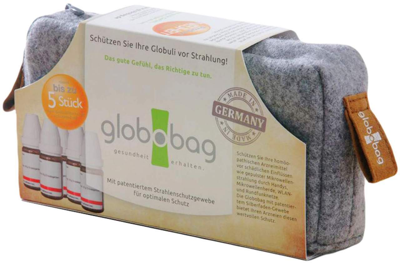 Homöopathie Strahlenschutztasche Globobag Basic...