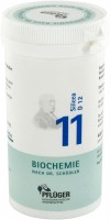 Biochemie Pflüger 11 Silicea D12 Tabletten