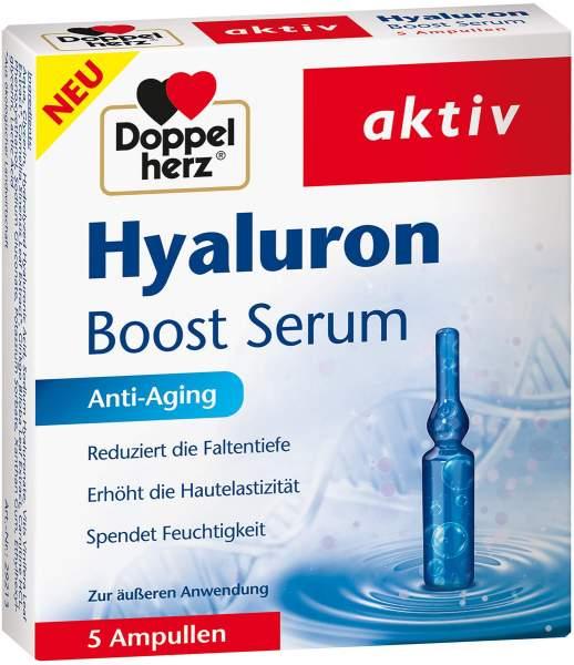 Doppelherz Hyaluron Boost Serum 5 Ampullen