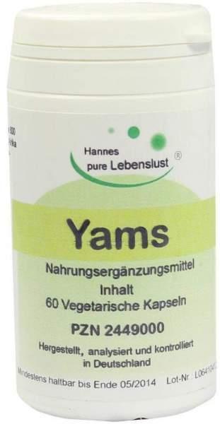 Yams Wurzel 60 Kapseln