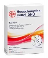 DHU Heuschnupfenmittel 100 Tabletten