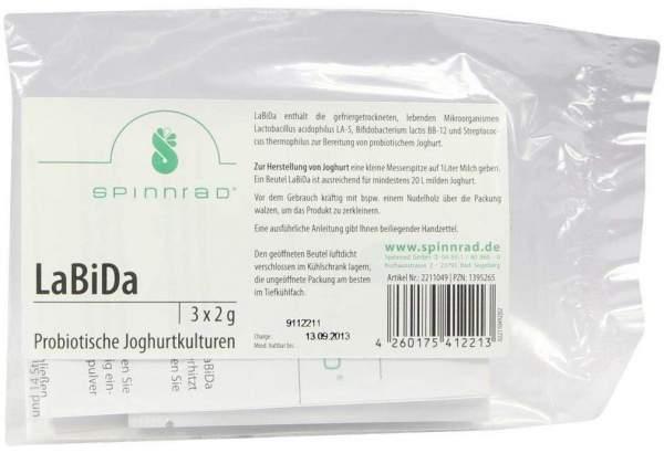 Spinnrad Labida 3 X 2 G Beutel zur Herstellung von...