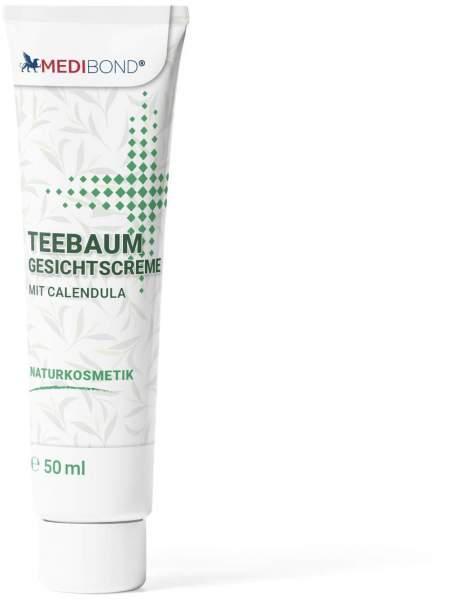 Teebaumöl Gesichtscreme Medibond 50 ml