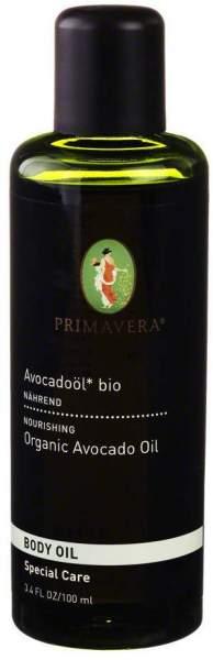 Avocado Öl Bio 100ml Körperöl