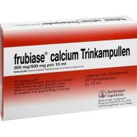 Frubiase Calcium Trinkampullen 20 Stück