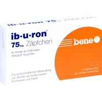 Ib-u-ron 75 mg 10 Suppositorien
