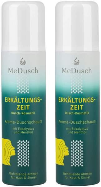 MeDusch Duschschaum Erkältungszeit 2 x 150 ml