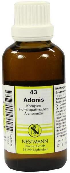 Adonis Komplex Nr. 43 50 ml Dilution