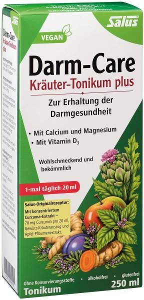 Darm Care Kräuter Plus 250 ml Tonikum Salus