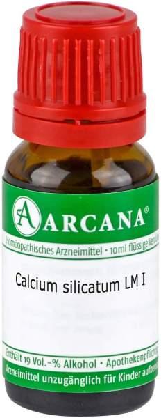 Calcium Silicatum LM 1 Dilution 10 ml