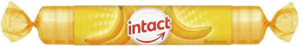 Intact Traubenzucker Banane Rolle 1 G