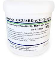 Guardacid Tabletten Vet 200 Tabletten