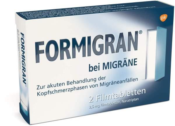 Formigran 2 Filmtabletten
