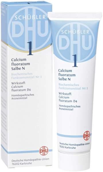 Biochemie DHU 1 Calcium fluoratum Salbe N D4 50 g Salbe