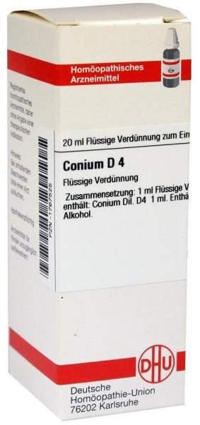 Dhu Conium D4 20 ml Dilution