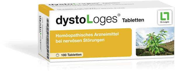 Dysto Loges 100 Tabletten