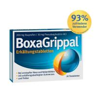 BoxaGrippal 200mg-30mg Filmtabletten