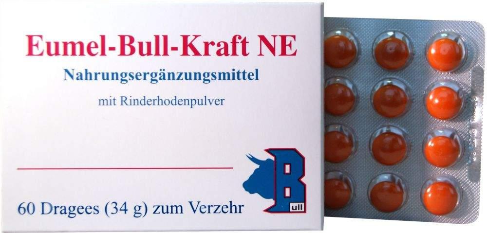 Eumel Bull Kraft NE - 60 Dragees