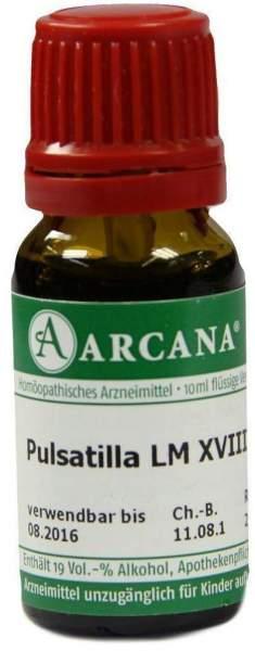 Pulsatilla Lm 18 Dilution 10 ml