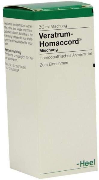 Veratrum Homaccord 30 ml Tropfen