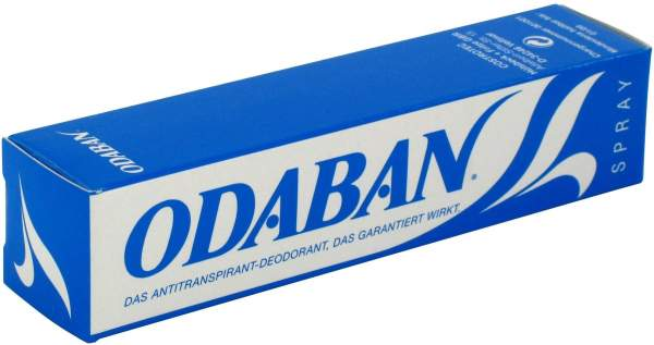 Odaban Deo Antitranspirant 30 ml Spray