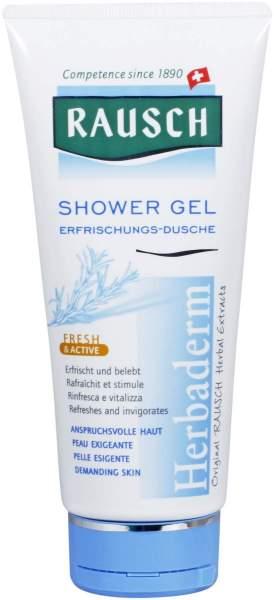 Rausch Shower Gel Erfrischungs Dusche