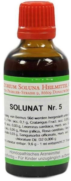 Solunat Nr.5 50 ml Tropfen
