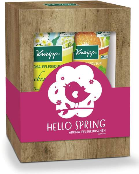 Kneipp Geschenkpackung Hello Spring 2 x 200 ml Duschgel